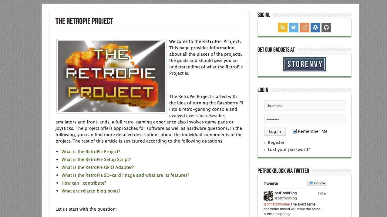 Retropie Retro Gaming Mit Dem Raspberry Pi Portalzine Tv